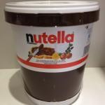 Desserts: Nutella cookies