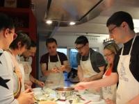 Making Parmigiana!